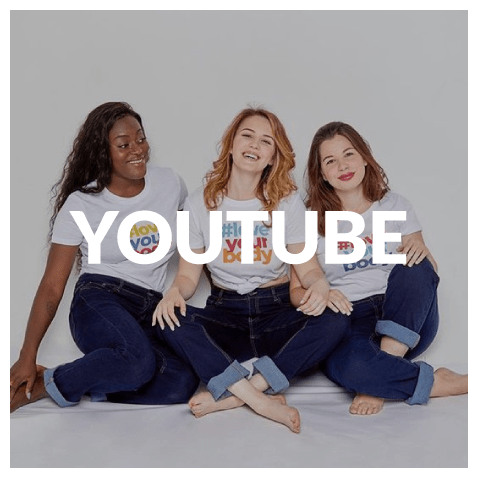 Page Youtube de Louise Aubery - Inpower
